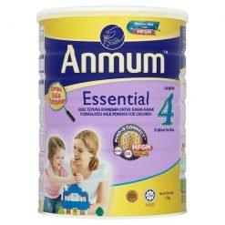 Anmum Essential Step 4 Plain Formulated Milk Powder for Children 3 Years and Above 1.5kg