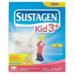 Sustagen Kid 3+ Original Formulated Milk Powder for Children 3-6 Years 1.2kg